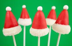 圣诞节蛋糕流行音乐 免版税库存照片