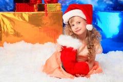 圣诞节袜子 图库摄影