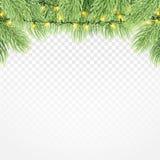 圣诞节装饰品背景设计元素 免版税库存照片
