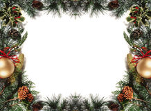 圣诞节装饰品 库存图片