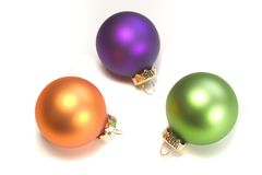 圣诞节装饰品 免版税图库摄影