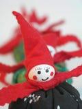 圣诞节装饰形象 免版税库存照片