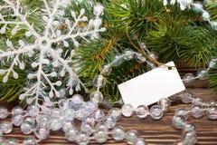 圣诞节装饰新年度 免版税库存图片