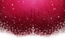 圣诞节装饰背景 向量例证