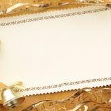 圣诞节装饰装饰新家庭想法 背景几何老装饰品纸张葡萄酒 免版税库存照片