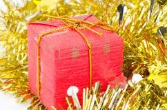 圣诞节装饰装饰新家庭想法 库存照片