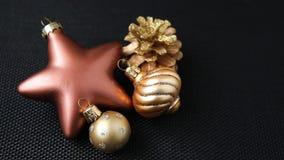 圣诞节装饰装饰新家庭想法 股票视频