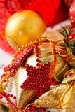 圣诞节装饰装饰新家庭想法 ckose 免版税库存照片