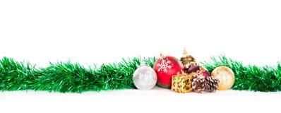 圣诞节装饰 库存图片