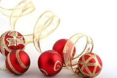 圣诞节装饰 免版税库存照片