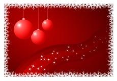圣诞节装饰 库存照片