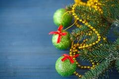 2圣诞节装饰 免版税图库摄影