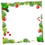 圣诞节设计向量 库存图片