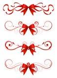 圣诞节设计要素向量 库存照片