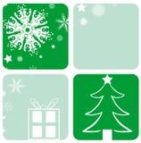 圣诞节设计 免版税库存照片