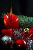 圣诞节详细资料 图库摄影