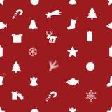 圣诞节象样式eps10 免版税图库摄影