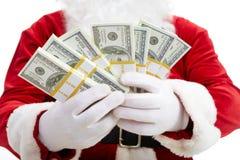 圣诞节财富 库存照片
