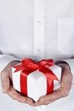 圣诞节赠礼 免版税图库摄影