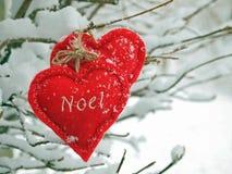 圣诞节金黄重点粉红色红色 免版税图库摄影
