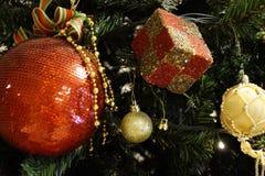 圣诞节铃声 免版税图库摄影