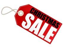 圣诞节销售额 免版税图库摄影