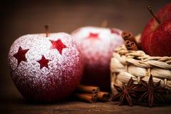 圣诞节静物画 免版税图库摄影