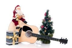 圣诞节音乐会 库存图片