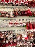 圣诞节项目O销售 免版税库存照片