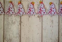 圣诞节题材背景 免版税库存图片