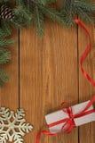 圣诞节题材背景 库存照片