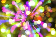 圣诞节颜色背景 免版税库存图片