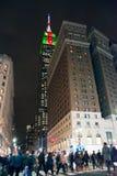 圣诞节颜色 免版税库存图片