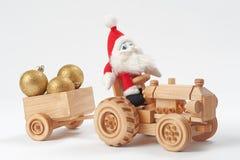 圣诞节驱动器 免版税库存图片