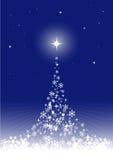 圣诞节魔术结构树 皇族释放例证