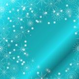 圣诞节,招呼新年快乐的假日例证 皇族释放例证