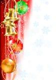 圣诞节dackground 01 库存照片