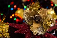 圣诞节Deco 库存图片