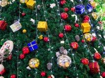 圣诞节decorataion 免版税库存照片