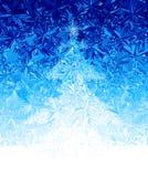 圣诞节eps8包括的结构树向量 库存图片