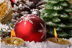 圣诞节ii次 免版税图库摄影