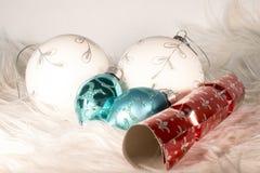 圣诞节ornement 免版税库存照片