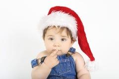 圣诞节wishlist 免版税库存图片