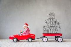 圣诞节Xmas寒假概念 免版税库存图片
