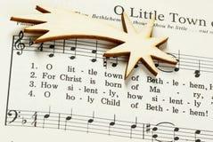 圣诞颂歌 免版税库存图片