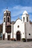 圣费尔南多教会在圣地亚哥del Teide。 Tenerif 免版税库存图片