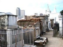 圣路易公墓 免版税库存图片