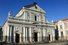 圣路易大教堂  免版税图库摄影