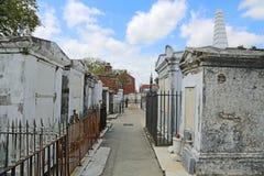 圣路易斯公墓No1 图库摄影