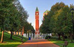 圣路易斯大学 免版税库存照片